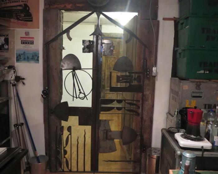 Eric West Door