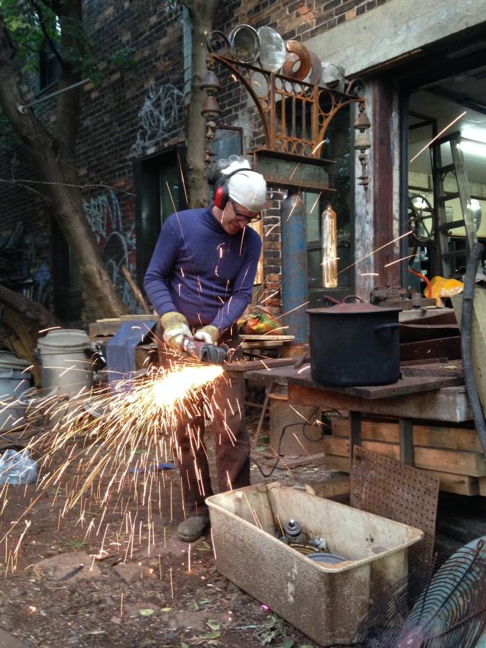 Glen grinding