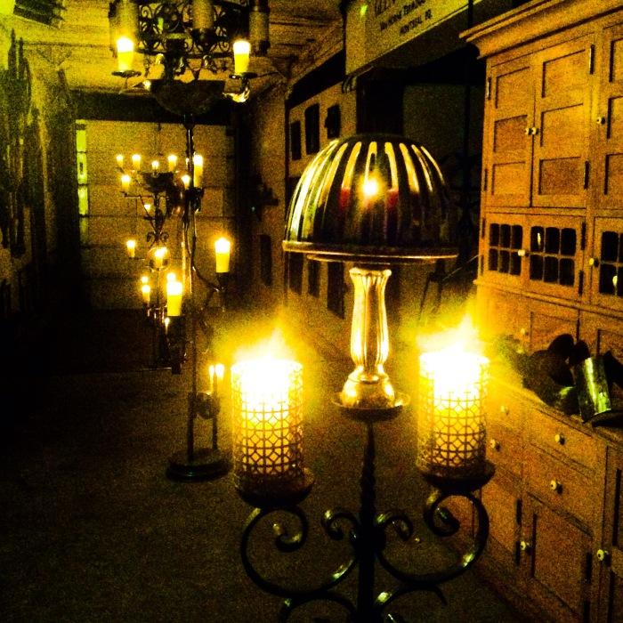Nuit Blanche Candelabra